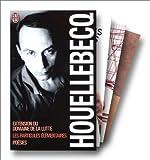Michel Houellebecq, coffret 3 volumes - Extension du domaine de la lutte ; Les particules élémentaires ; Poésies