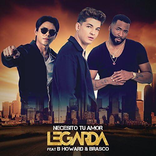 Legarda feat. B Howard & Brasco