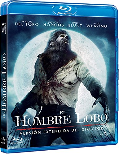 El hombre lobo (2010) [Blu-ray]