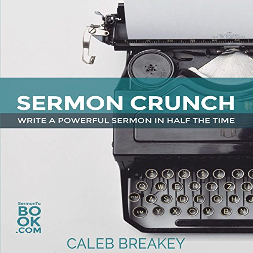 Sermon Crunch audiobook cover art