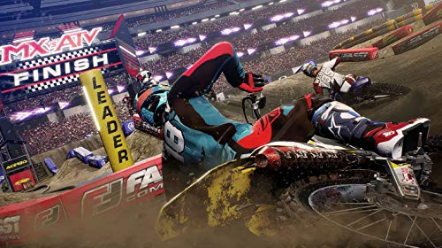 Mx Vs ATV All Out (Switch) (Nintendo Switch)