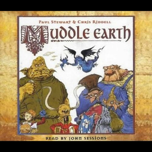 Muddle Earth audiobook cover art