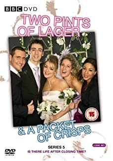 Two Pints Of Lager & A Packet Of Crisps - Series 5