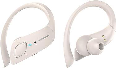 Wireless Earbuds, HolyHigh Bluetooth Earbuds 5.0 ET1 Wireless Headphones IPX7 Waterproof Sport Earbuds with Earhooks Stere...