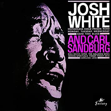 Josh White and Carl Sandburg