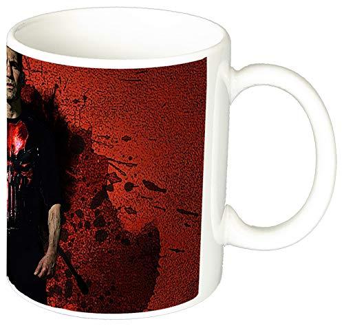 MasTazas The Punisher Jon Bernthal Tasse Mug