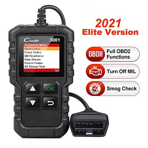 LAUNCH CR3001 CReader 3001 OBD2 Scanner Car Code Reader Automotive...