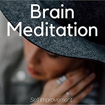 Brain Meditation: Self Improvement, Brain Focus, Study Music, Studying & Concentration Music