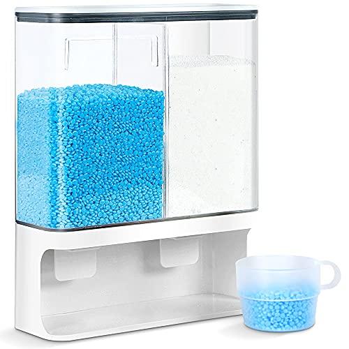 Laundry Beads Dispenser,Laundry Detergent Dispenser for Laundry Room...