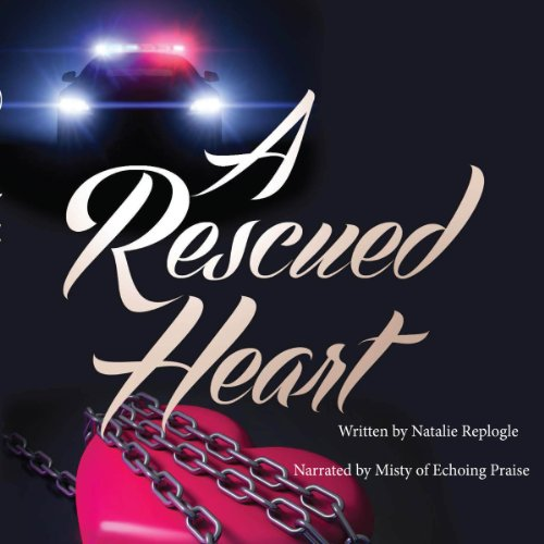 A Rescued Heart audiobook cover art