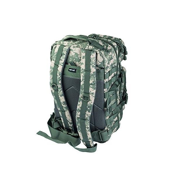 Mil-Tec Us Assault Pack - Mochila tipo militar, Unisex 1