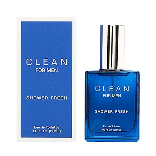 Clean, Agua de colonia para hombres - 30 gr.