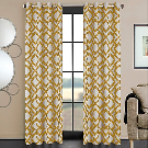 Ryder Grommet Window Curtain Panel - Bed Bath & Beyond