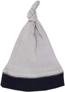 قبعة معقودة للأطفال من القطن العضوي للجنسين من لوفيد بيبي