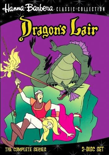 Dragon'S Lair: The Complete Series (2 Dvd) [Edizione: Stati Uniti]