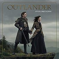 Outlander Broschur Kalender 2020