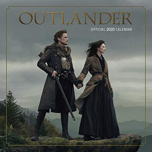 Outlander - Official 2020 Calendar