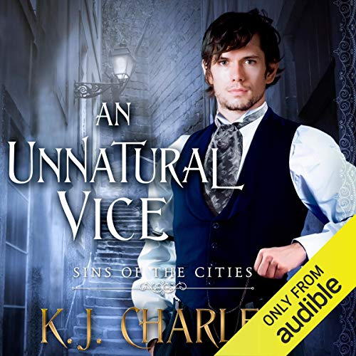 An Unnatural Vice audiobook cover art