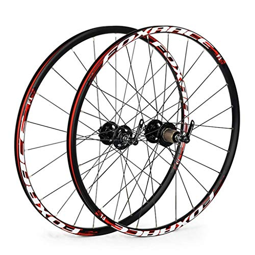 Juego de ruedas MTB de 26 pulgadas para bicicleta de montaña, delantera...