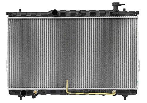 Automotive Cooling Radiator For 2001-2006 Hyundai Santa Fe 4CYL V6 2.4L 2.7L 3.5L
