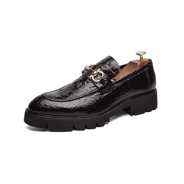 [MUMUWU] ビジネス メンズ シューズ 軽量 メンズ ドライビング 上質 高級 長寿命 通勤 普段用 紳士靴 ビジネスシューズ