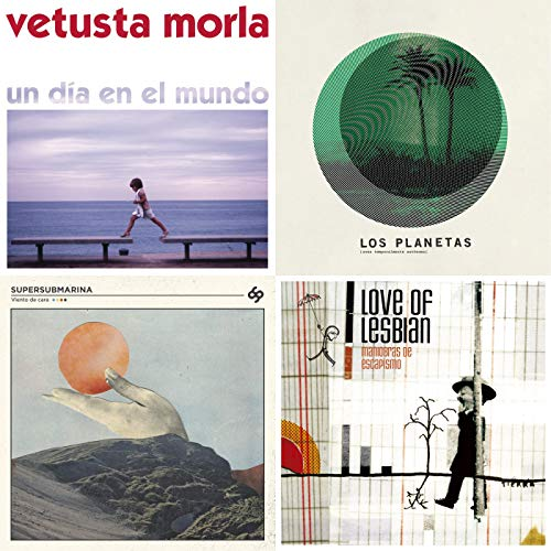 50 hits del Indie español