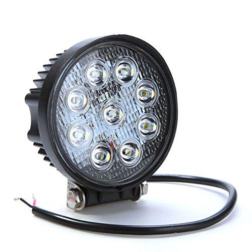 9D Focus Flood LED Lamp for Car and Bikes (E027WCRRND)