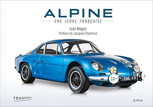 professionnel comparateur Alpine: icône française choix