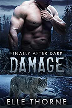 Damage: Finally After Dark (Shifters Forever Worlds Book 45) by [Elle Thorne]