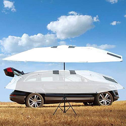 Huien Paraplu Zonnescherm Top Dak Tent Dakbedekking Hot Protection Outdoor Protector Zonnescherm SummerCar