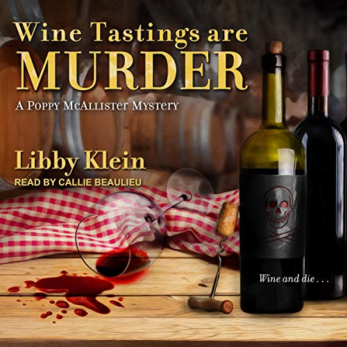 Wine Tastings Are Murder cover art