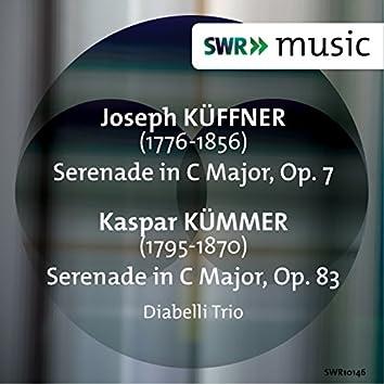 Küffner & Kümmer: Serenades in C Major