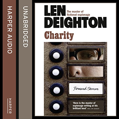 Charity audiobook cover art