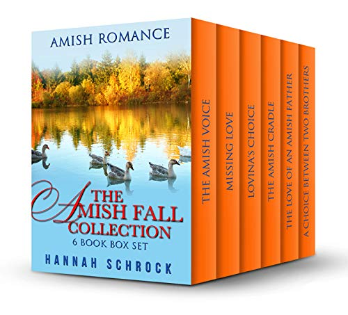 The Amish Fall Collection (6 Book Box Set)