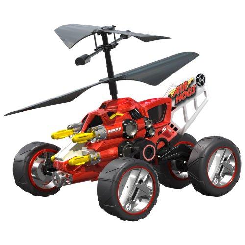 SpinMaster- Hover Assault R/C 4 in 1: Corre, Salta, Spara, Vola, 6016592
