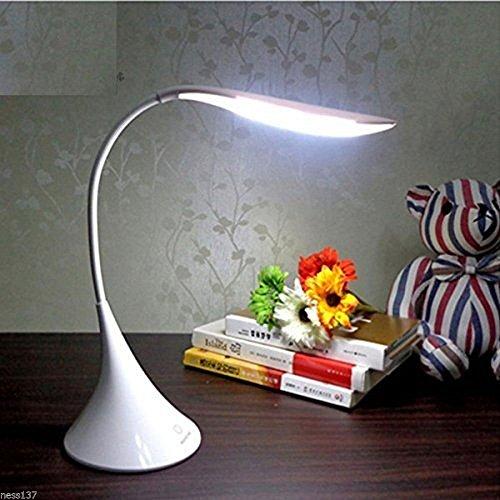 La Petite Caverne- Lampe de Chevet Bureau Chambre Design Flexible 12 Led Rechargeable USB & Piles