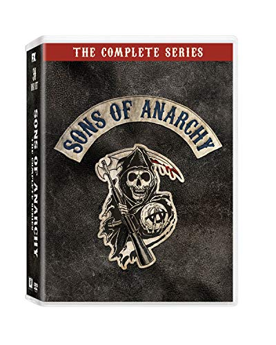 Sons Of Anarchy: The Complete Series [30 DVDs]