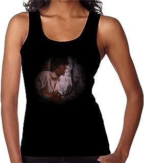 TV Times Keith Richards Les Paul Ready Steady Go Women's Vest