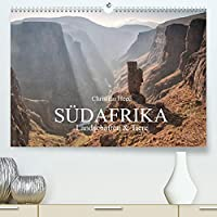 Suedafrika / Landschaften & Tiere / Christian Heeb (Premium, hochwertiger DIN A2 Wandkalender 2022, Kunstdruck in Hochglanz): Landschaften und Tiere Suedafrikas (Monatskalender, 14 Seiten )