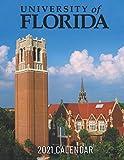 """University of Florida: 2021 Wall Calendar - 8.5""""x11"""", 12 Months"""