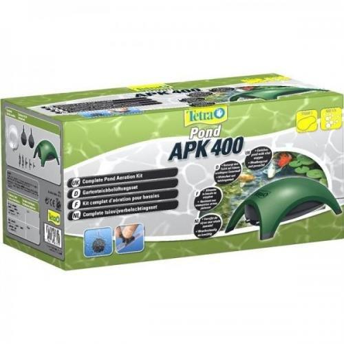 Tetra Pond APK 400 Air Pump Kit, Druckminderer, Standpumpe