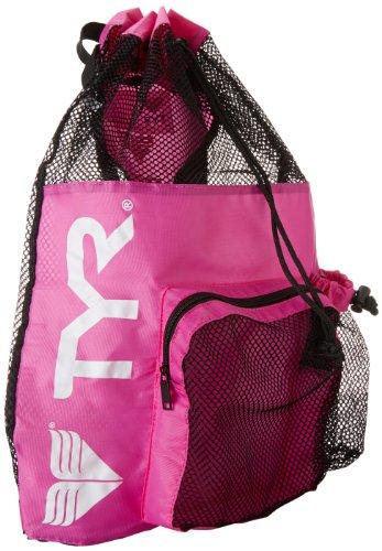 TYR Rucksack / Netztasche Mummy Bag, groß, Rosa