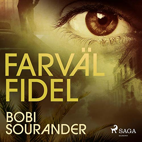 Farväl Fidel audiobook cover art