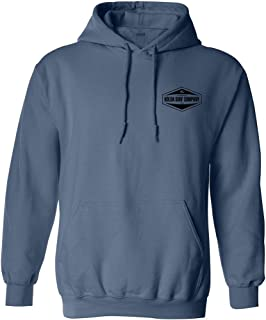 Koloa Surf Mens Hexagon Logo Pullover Hoodie Sizes S-5XL