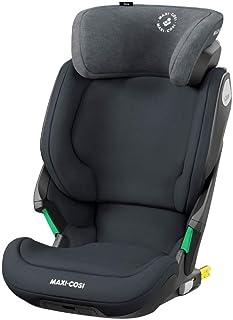 Maxi-Cosi Kore i-Size Kindersitz, mitwachsender Gruppe 2/3 Autositz mit ISOFIX 15-36 kg, Kinderautositz mit max. Seitenaufprallschutz, ab ca. 3, 5 Jahre bis ca 12 Jahre, authentic graphite grau