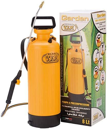 Volpi 8L Pompa a Pressione Garden lt. 8-Giardinaggio Pompe e spruzzatori, Unica