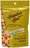ハワイアン ハワイアンハニーマカデミアッツスタンドアップバッグ 127g