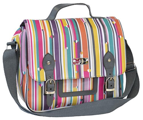 Beau and Elliot 73522 Linear Insulated Satchel
