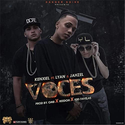 Kenxiel feat. Jahzel & Lyan