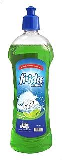 سائل غسيل الاطباق برائحة التفاح الاخضر من فريدا - 720 ميليلتر